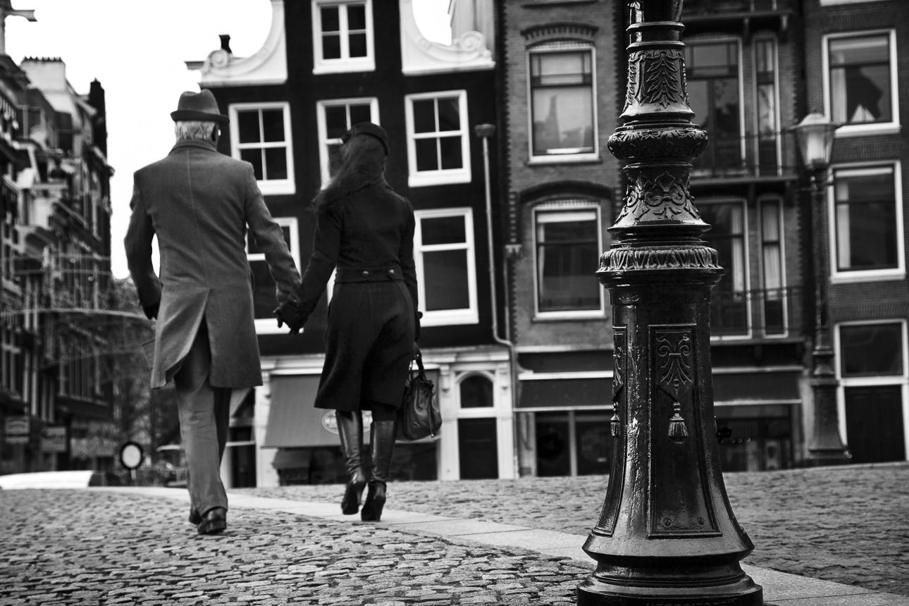 Singel ©Derk Zijlker