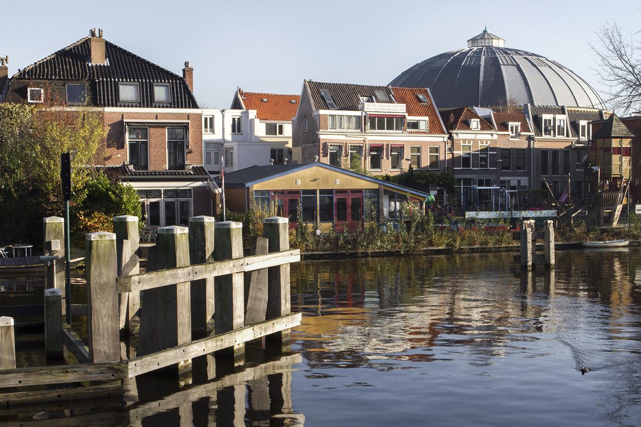 Rijksmonument: Koepelgevangenis Haarlem
