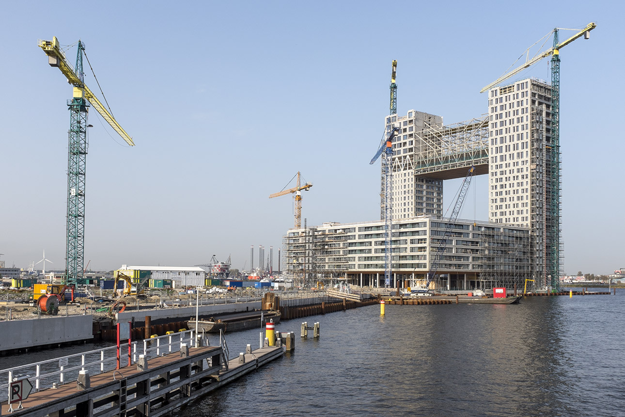 Houthavens Amsterdam