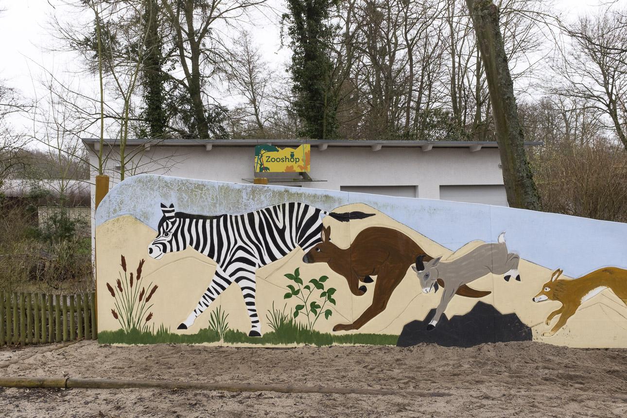 Zoo Darmstadt, Germany